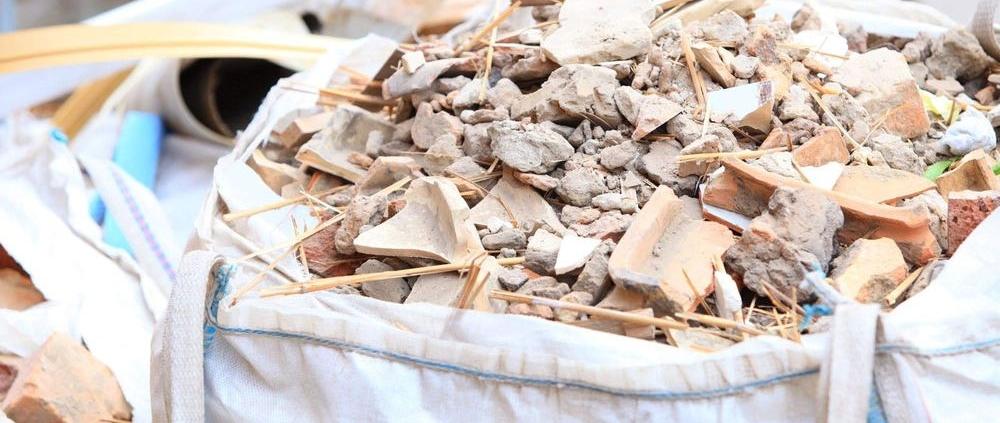 Sacos para escombros